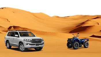 Desert Safari with Quad Bike, Desert Safari Quad Biking