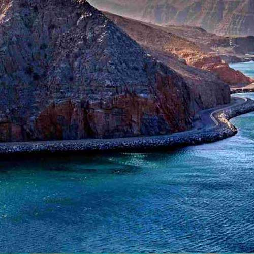 Musandam Mountain